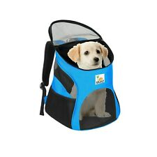 Guay Outdoors Pet Bag Backpack Travel Carrier for Cats Dogs and other Small Pets