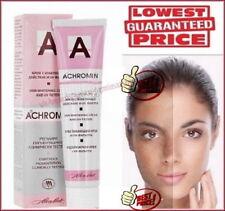 ACHROMIN ® Skin Whitening Lightening cream FACE, NECK, HANDS, BODY ORIGINAL 45ML