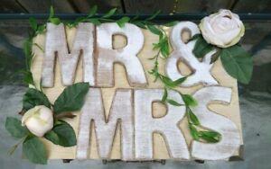 Mr & Mrs Wooden Box / Wedding Wooden Box