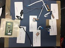 Used  internal parts for Genuine TOSHIBA C870 C875 laptop single item