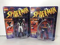Hasbro Marvel Legends Retro Lot Cyborg Spider-Man Negative Pizza Figure IN HAND