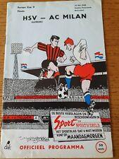 More details for 1968 ecwc final - ac milan 🇮🇹 v hamburg 🇩🇪