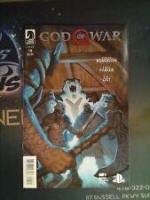 God of War #4 Dark Horse VF/NM 9.0 (CB5039)