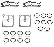 BMW E39 E52 M5 Z8 Cover Gaskets Gasket for Vanos Unit Solenoid Covers O-Rings