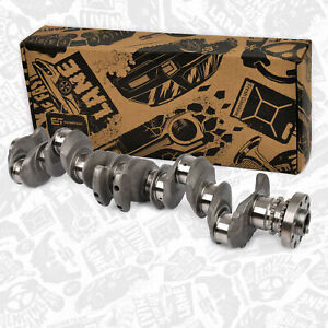 Crankshaft For Alpina BMW D3 X3 X4 X5 X6 Bitrubo Xdrive 3.0 11217799970 N57D30B