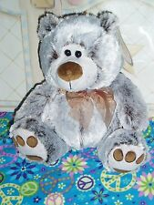 "BEST MADE TOYS - SUPER PLUSH TEDDY BEAR - 14""- TAG ATTACHED"
