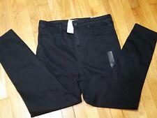 American Eagle Super HI Rise Jeans Size 12 Long Black Super Stretch X NWT New
