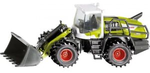 Chargeuse CLAAS Torion 1914,SIK1999, échelle1/50,SIKU