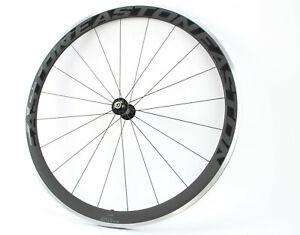 "Easton EC70 Sl Carbon 700c Front Wheel 622x15 28 "" Clincher Road Bike Run Bike"