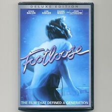 Footloose DVD movie 1984 PG Kevin Bacon, Lori Singer, Dianne West, John Lithgow