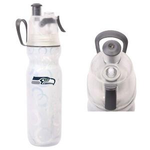 NFL Seattle Seahawks Mist 'N Sip 20 oz. Squeeze Sports Bottle BPA Free
