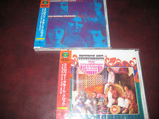 STRAWBERRY ALARM CLOCK MORNING STARSHINE & INCENSE& PEPPERMINTS JAPAN OBI CD'S