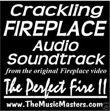 CD Fireplace Crackling Soundtrack! The Perfect Fire II