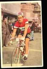Joseph Planckaert Cyclisme Team FAEMA FLANDRIA 60-70s ciclismo Cycling cp pc TDF