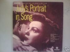 Judy's Portrait In Song-1969-Judy Garland-Original Soundtrack-Record LP