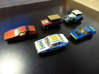 1970s Diecast Matchbox Superfast Models