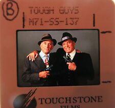 TOUGH GUYS CAST Burt Lancaster Kirk Douglas Charles Durning Dana Carvey SLIDE 1
