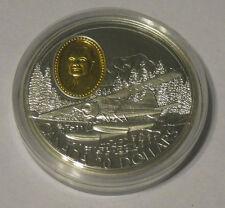 Canada - 1991 Gold/Silver $20.00 Coin - de Haviland