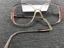 Vintage Chloe Sunglasses Lunettes Frames France 116 373 Parts 5775