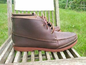 Quoddy KENNEBEC Chromexcel CHUKKA Boot Shoe Size 12 EEE Brand New, Rancourt