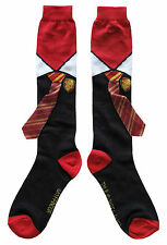 Harry Potter Gryffindor Juniors/Womens Knee High Socks with Tie Embellishment