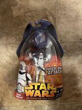 Hasbro Star Wars Episode III Clone Trooper Action Figure New