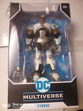 mcfarlane dc multiverse cyborg
