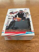 P) Lot of 70 1988 Fleer Baseball CARLTON FISK Cards #397 Chicago White Sox