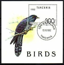 Tansania Block aus aller Welt gestempelt ( intern : 287 )