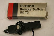 Canon 60 T3 Remote Switch