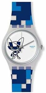 Swatch Watch MIRAIIDO Miraiid Gent GZ329