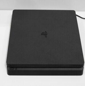 Sony PlayStation 4 500GB CUH-2202A Jet Black (Faulty)