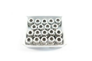 Box Of 19 Swagelok SS-810-7-8 Stainless Female Connector 1/2in Npt X 1/2in Tube