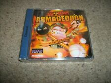 WORMS ARMAGEDDON - Sega Dreamcast (PAL) New & Sealed