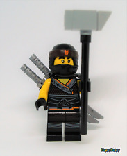 Lego Ninjago 70643 Minifigur Cole Sons of Garmadon njo386 Neuware / New