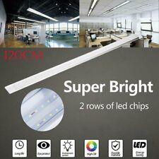 1x 4FT 40W LED Ceiling Batten Linear Light Tube Fixture Cool White Wall Lamp