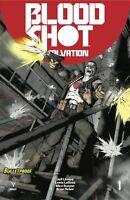 BLOODSHOT Salvation#1Bulletproof Variant!  Oscar Jimenez  cover! Only 450 print