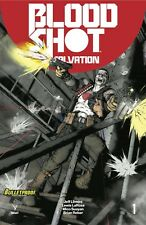 BLOODSHOT Salvation#1Bulletproof Variant!  Oscar Jimenez  cover! Only 450 print