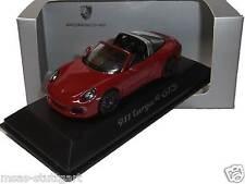 Porsche 911 targa 4 dunkelrot - Schuco 1:43 - WAP0201450F - neu & ovp
