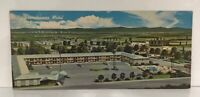 1950s Downtowner Motel in San Bernardino, California Vintage Postcard