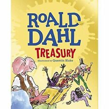 The Roald Dahl Treasury by Roald Dahl (Hardback, 2016)