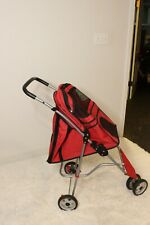 PET STROLLER / CARRIER. FOLDABLE AND  EASY TO USE
