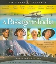Passage to India 0043396162259 With David Lean Blu-ray Region a