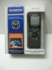 Olympus Vn-701Pc Compact Digital Voice Audio Recorder W/Telephone Record Device