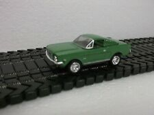 J/L Mustang fastback painted olive green body only
