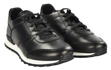 NEW KITON SHOES SNEAKERS 100% LEATHER SIZE 11 US 44 EU 18KSCW2