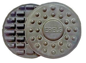 NEW! Glisdome Anti-Vibration Glider Discs Pck 4 Wash Machines Fridges Grey NEW!