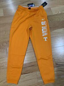 Nike NCAA Tennessee Volunteers Therma Pant 3XL Orange Football Rare AR9091-873