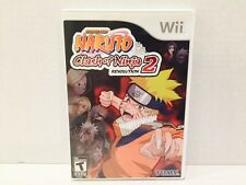 Naruto: Clash of Ninja Revolution 2  Nintendo Wii