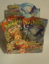 POKEMON - EMPTY BOOSTER DISPLAY BOX AND ALL PACK ARTS - PRIMAL CLASH